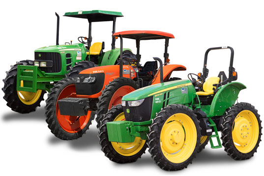 Par Farm Equipment Tractor Rentals: High Clearance