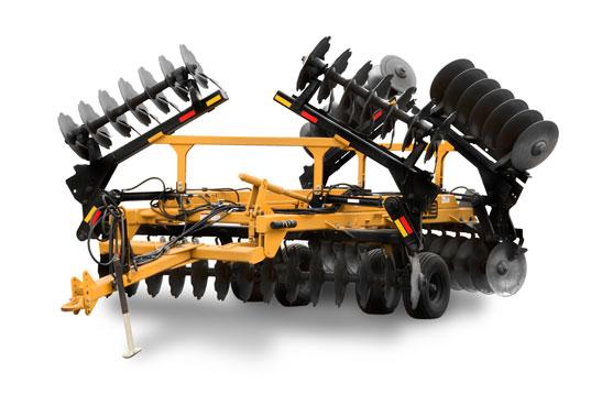 Par Farm Equipment Ground Prep