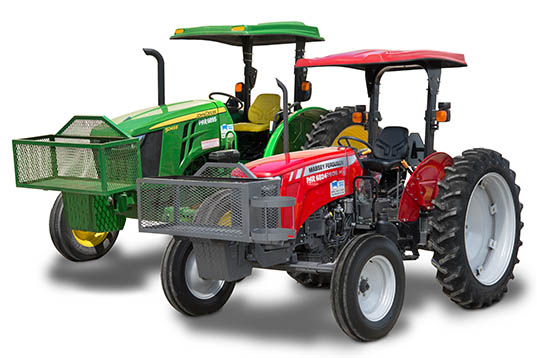 Par Tractor Rentals: Light Duty