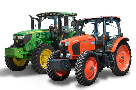 Par Tractors Row Crop